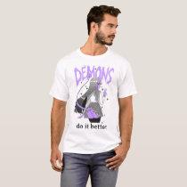 demons do it better Light T Shirt
