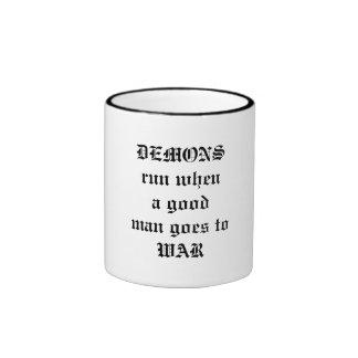 Demons Run Mug