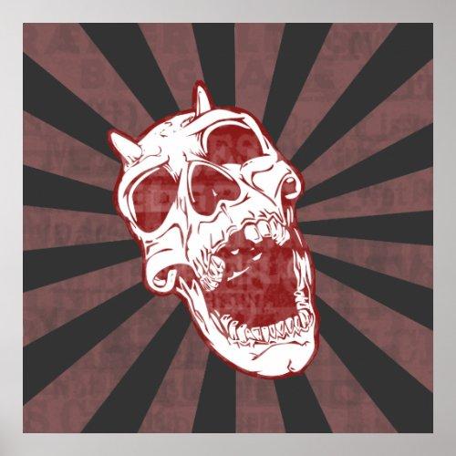 DemonSkull3 print