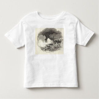 Demonstration at Jersey City Toddler T-shirt