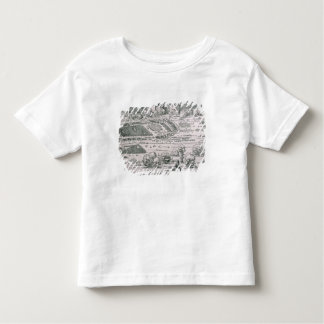 Demonstration of defensive measure toddler t-shirt