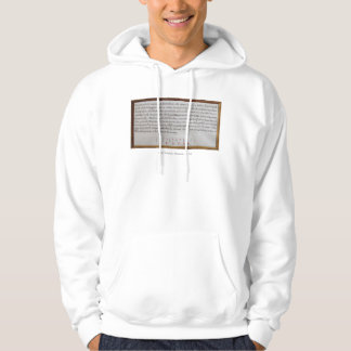 Demonstration of the Espirito Santo Hoodie