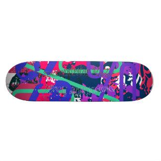 Demonstrator Model 1 Custom Skate Board