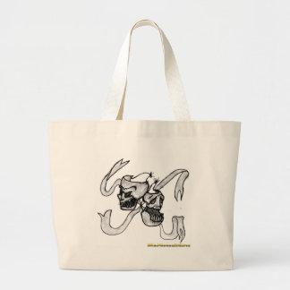 DemonTheatricsOrigional- sketch Tote Bag