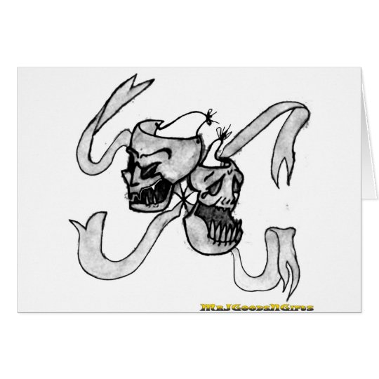 DemonTheatricsOrigional- sketch Card