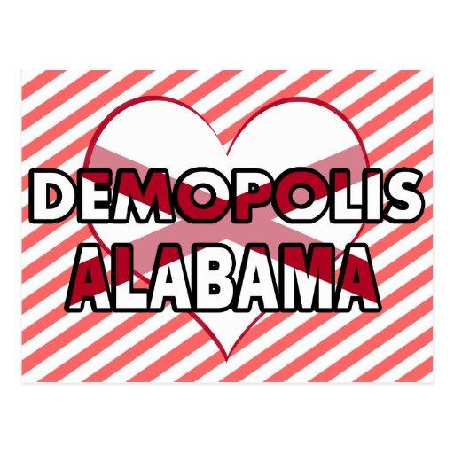 Demopolis, Alabama Postal
