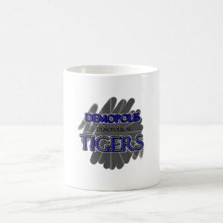 Demopolis High School Tigers - Demopolis, AL Classic White Coffee Mug