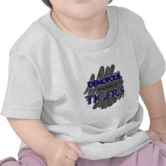 Demopolis High School Tigers - Demopolis, AL T Shirts