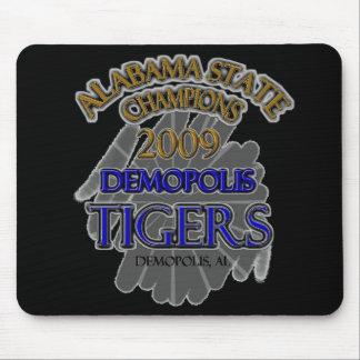Demopolis Tigers 2009 Alabama State Champions! Mouse Pad