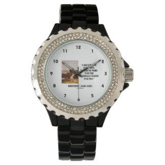 Demóstenes posee los deseos más fáciles del relojes de pulsera