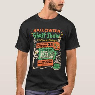 Demostración 1950 del fantasma de Halloween Playera