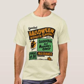 Demostración 1953 de Halloween Midnite Playera