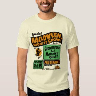 Demostración 1953 de Halloween Midnite Playeras