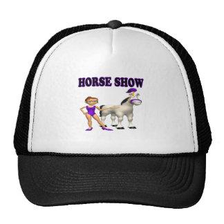 Demostración 2 del caballo gorro