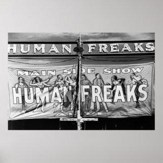 Demostración anormal: 1941 póster