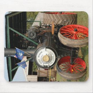 Demostración antigua del tractor alfombrillas de ratón