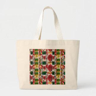 DEMOSTRACIÓN de arte de AMZING perlas de la flor Bolsa De Mano
