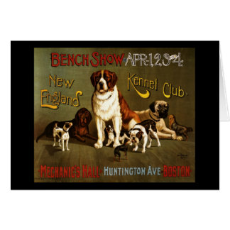 Demostración de banco del club de la perrera de Nu Tarjetón