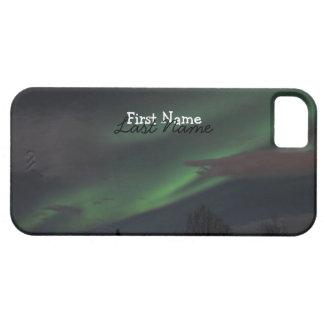 Demostración de la aurora boreal; Personalizable Funda Para iPhone SE/5/5s