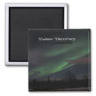 Demostración de la aurora boreal; Recuerdo del ter Imán Cuadrado