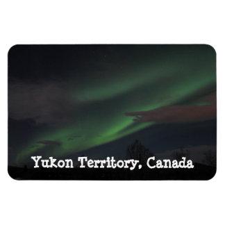 Demostración de la aurora boreal; Recuerdo del ter Imanes Flexibles