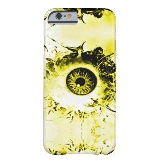 demostración de oro del horror del vigilante del funda barely there iPhone 6