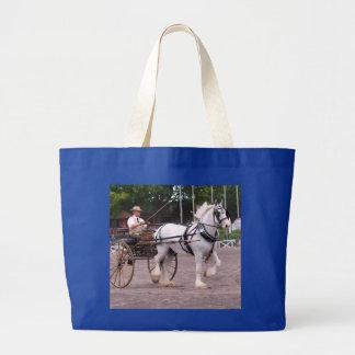 demostración del caballo de proyecto del va del cu bolsa de mano