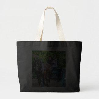 demostración del caballo de proyecto del va del cu bolsas de mano