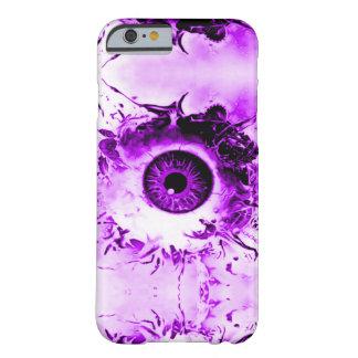 Demostración púrpura del horror del vigilante del funda barely there iPhone 6