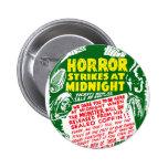 Demostración retra del horror de Halloween del kit Pin