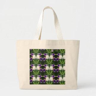 Demostración verde púrpura blanca CherryHILL NVN21 Bolsas De Mano