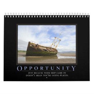 Demotivational Calendar Calendar