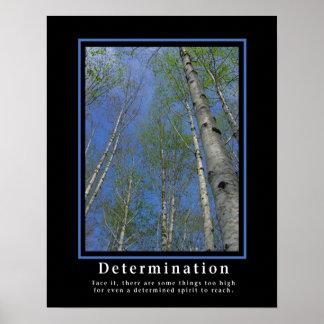 Demotivational Posters ... Determination
