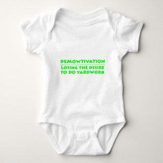 Demowtivation Baby Bodysuit