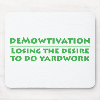 Demowtivation Mouse Pad
