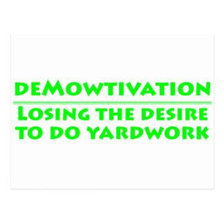 Demowtivation Postcard
