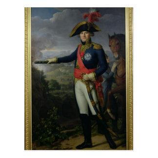 d'Empire de Jean Mateo Philibert Serurier Comte Tarjetas Postales