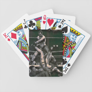 Dempsey and Firpo 1923 Bicycle Playing Cards
