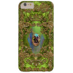Dempsey Kelley Elegant Monogram Barely There iPhone 6 Plus Case