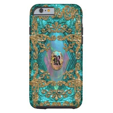 Dempsey Micha Elegant 6/6s  Monogram Tough iPhone 6 Case
