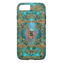 Dempsey Micha Elegant 7 Monogram iPhone 8/7 Case