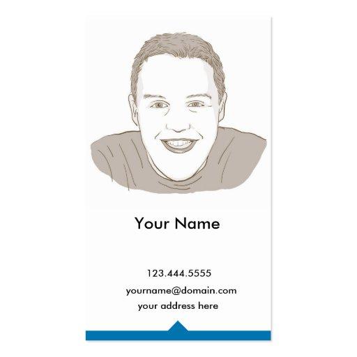 dempsey tarjeta personal