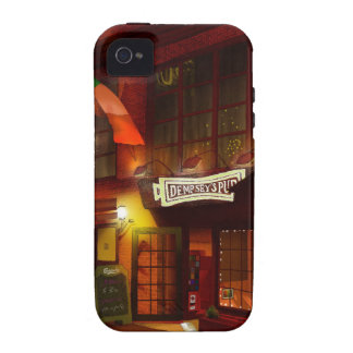 Dempsey's Pub (iPhone 4/4S) Vibe iPhone 4 Cover