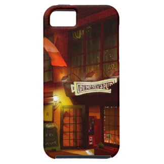 Dempsey's Pub (iPhone 5) iPhone 5 Cover