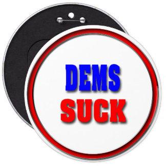 DEMS Suck Buttons