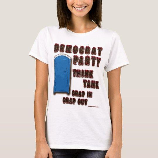 DemThinkTank1800x2100.png T-Shirt