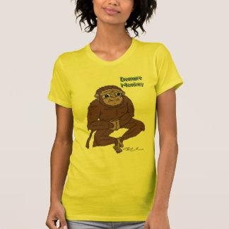 Demure Monkey T Shirt