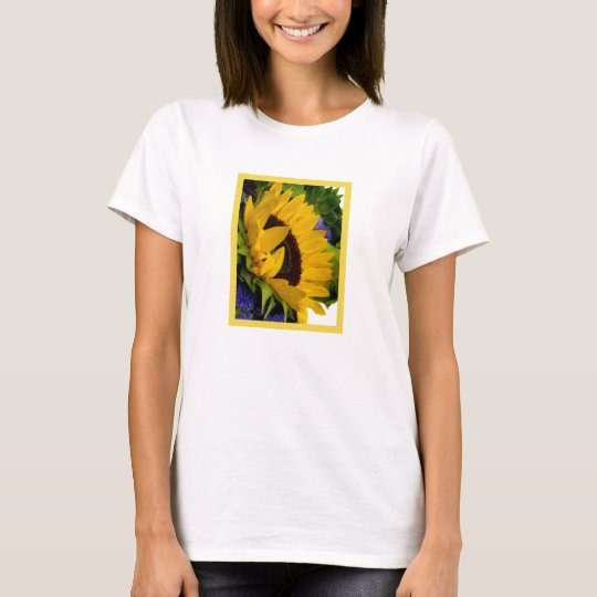 Demure Sunflower II T-Shirt