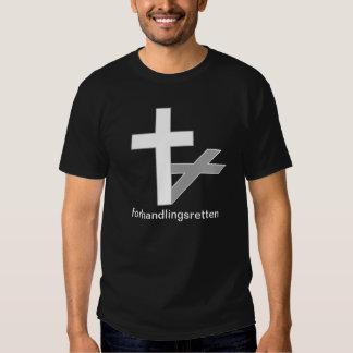 Den Fri Forhandlingsret er Død - KLovn T-Shirt