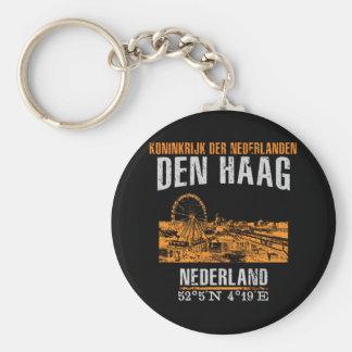 Den Haag Keychain